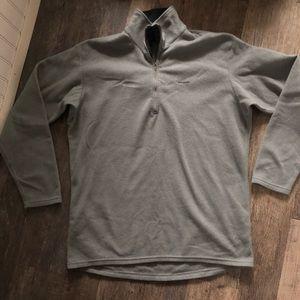 Patagonia   Capilene Grey Fleece Sweatshirt